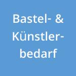 Bastel- und Künstlerbedarf