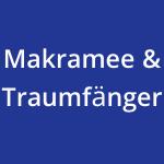 Makramee und Traumfänger