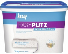 Knauf Easyputz extra fein 0,5mm, 10kg