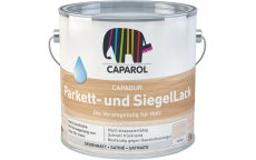 Capadur Parkett- und Siegellack, seidenmatt, 750ml