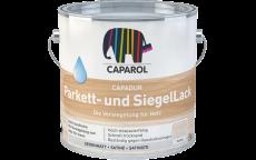 Capadur Parkett- und Siegellack, seidenmatt, 2,5 Liter