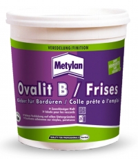 Metylan Ovalit B Bordürenkleber OVB12 750g