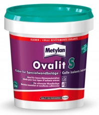 Metylan Ovalit S-Kleber OV12 für schwere Wandbeläge 900g