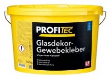 ProfiTec P902 Glasdekor-Gewebekleber, 16kg