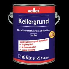 Jaeger Keller Kellergrund klar Isoliergrund 580, farblos, 750ml