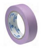 EASYpaper Papierabklebeband - Das Schonende 50mmx50m Rolle, 493350