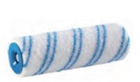 Großflächenwalze für Wasserlacke und lösemittelhaltige Lacke, Polyamid-Blaufaden, 18cm, 141818