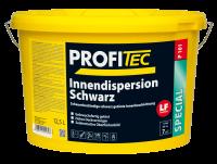 ProfiTec Innendispersion P101, schwarz, matt, 12,5 Liter