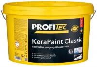 ProfiTec KeraPaint Classic P135, weiß, seidenmatt, 12,5 Liter