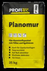 ProfiTec Planomur P560, naturweiß, 25 kg