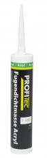 ProfiTec Fugen-Dichtmasse Acryl P580, weiß, 310 ml
