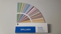 Farbkarte Spillki