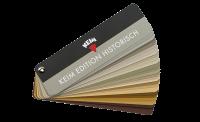 Farbkarte Keim Edition Historisch