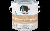 Capadur Parkett- und Siegellack, hochglänzend, 2,5 Liter
