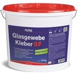 Pufas Glasgewebe-Kleber GF, 18kg