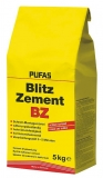 Pufas Blitzzement BZ, 5kg