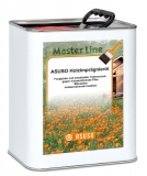 Asuso Holzimprägnieröl Langzeitschutz, farblos, 5l
