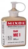 Mixol Metallic-Effect-Konzentrat, ME 1 Gold, 300g