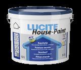 Lucite Hausfarbe 1000T weiß, 5l