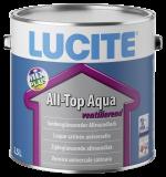 Lucite All-Top Aqua Satin, 2,5l