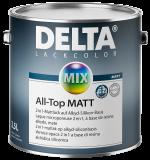 Delta All-Top Matt, weiss, 0,75l