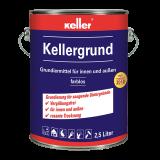 Jaeger Keller Kellergrund klar Isoliergrund 580, farblos, 2,5l
