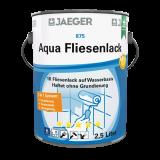 Jaeger Aqua Fliesenlack 875, versch. Farben, 750ml