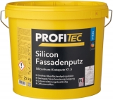 ProfiTec Silicon Fassadenputz K2,0 P436, Wunschfarbton, 25 kg
