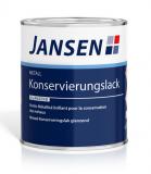 Jansen Metall-Konservierungslack glänzend, 375ml