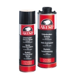 AKEMI Bitumen Unterbodenschutz-Spritzpistole, schwarz, 1l
