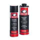 AKEMI Bitumen Unterbodenschutz-Pinselware, schwarz, 2l