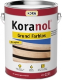 Koranol Grund farblos, 2,5 Liter