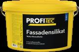ProfiTec Fassadensilikat P451, weiß, matt, 12,5 Liter
