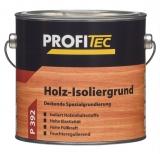 ProfiTec Holz-Isoliergrund P392, weiß, 2,5 Liter