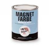 Milacor Magnetfarbe Grau 1l