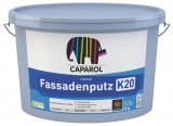 Capatect Fassadenputz K20, weiß, 25 KG
